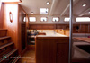 Bluewater 420 Raised Saloon | Galley