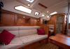 Bluewater 420 Raised Saloon | Starboard Side Saloon