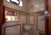 Bluewater 420 Raised Saloon | Aft Head