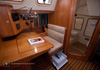 Bluewater 420 Raised Saloon | Nav With Fridge Under