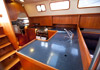 Bluewater 420 Raised Saloon | Large galley option