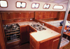 Bluewater 420 Raised Saloon | 2 Cabin Galley