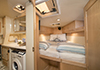 Bluewater 420 Raised Saloon | 'China Girl' Fwd V berth With Ensuite, Washing Machine & Vice