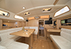 Bluewater 420 Raised Saloon | 'China Girl' Looking Fwd With Folding Table