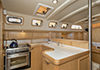 Bluewater 420 Raised Saloon | 'China Girl' Galley