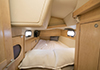 Bluewater 420 Raised Saloon |  'China Girl' Port Double Cabin (Changeable From Single To Double)