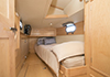 Bluewater 420 Raised Saloon | 'China Girl' Port Single Cabin With Side Access to Engine & Steering